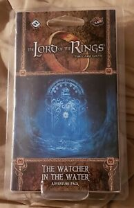 The Lord Of The Rings: The Card Game~The Watcher in the Water Adventure Pack~New