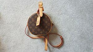 Tan shoulder Logo Bag Tote Bag Cross Body Bag