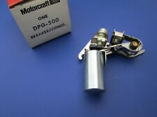 Contact Ignition Breaker Points Condenser Motorcraft Dpg-500 D1007 Accell 110128
