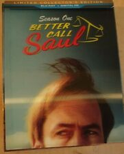 Better Call Saul Season 1 (Blu-ray/Digital HD Set Limited Collectors Edition New