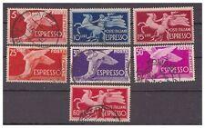 ITALIA 1946 - ESPRESSI  7 v.  usati