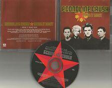 ECONOLINE CRUSH Make it right ULTRA RARE 2001 USA PROMO DJ CD Single