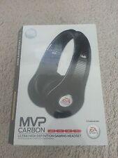 Monster MVP Carbon Black Headband Headsets for Multi-Platform