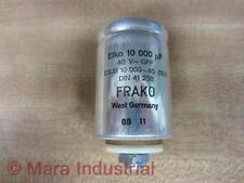 Frako DIN 41 238 Capacitor DIN41238 - Used