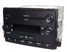 2006 - 2013 Ford F-150 & More - OEM AM FM 6 Disc CD Player 7E5T-18C815-AE