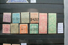 LOT STAMPS INDIA TELEGRAPHS MINT+USED (F124151)