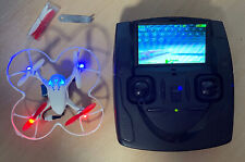 The Hubsan X4 FPV Drone And Controller With Screen H107D - Tested