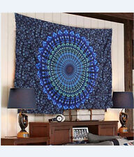 Indian Deco Mandala Tapestry Wall Hanging Hippie Throw Bohemian Dorm Bedspread#8