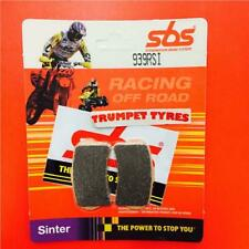 Gas GAS TXT 300 Pro Racing 14 > ON SBS Front Off Road Race Sinter Brake Pads Set
