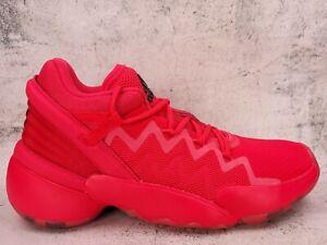 Adidas D.O.N Issue 2 J Crayola Power Pink Basketball Shoe Size 7 FW8750
