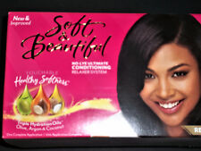 Soft & Beautiful ultimativer conditioning no lye Relaxer Regular Haarglättung