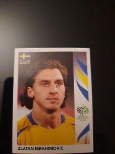 Panini Germany 2006 Zlatan Ibrahimavic #166