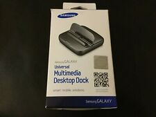 OEM Samsung Galaxy Multimedia Desktop Dock plus Charger Samsung Galaxy S2 S3 S4