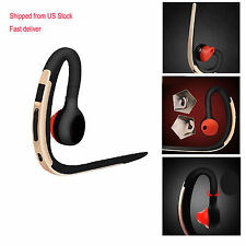 Bluetooth Headphone Headset Earphone for Samsung S7 Edge S6 S5 Active Note Lg