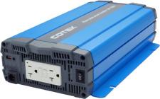 Cotek SP-1000-112 1000 Watt 110 Volt AC 12 Volt DC Pure Sine Inverter