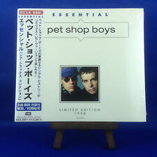 PET SHOP BOYS: Essential Limited Edition RARE JAPAN ONLY 1998 CD TOCP-51059 NEW!