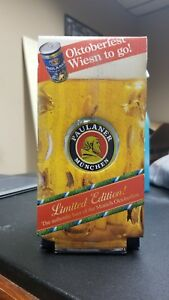 Paulaner Munchen 1Liter - Limited Edition Glass Beer Mug - Stein