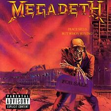 MEGADETH - PEACE SELLS...BUT WHO'S BUYING? - CD REMASTERED EDITION