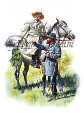 """Robert E. Lee and A.P. Hill - American Civil War"" - Don Troiani"