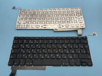 """NEW For APPLE Macbook Pro Unibody 15"""" A1286 2009-2012 year Russian Keyboard"""