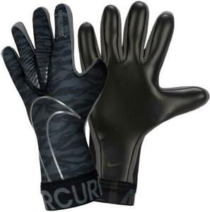 GOALKEEPERS GLOVES NIKE MERCURIAL TOUCH (ADULT) BLACK SAVE $15 ON NIKE RRP
