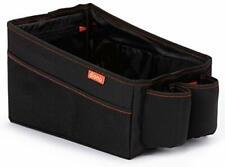 Car Seat Organiser Front Back Cup Holders Multi Pocket Storage Travel Tidy Van
