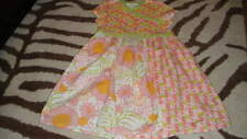 BOUTIQUE BABY LULU 5 FLORAL DRESS