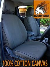 BRAND NEW! - 100% Canvas Seat Covers - 200 Series Landcruiser GXL RRP$490.00