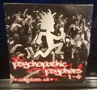 Insane Clown Posse - Psychopathic Psyphers CD twiztid the dayton family boondox