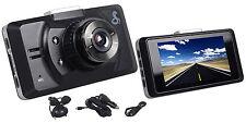 "New Cobra CDR830 Drive HD Car DVR Dash Video Recorder Camera with GPS + 2.7"" LCD"