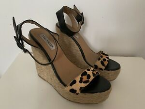 Centro comercial Novia Astrolabio  Steve Madden Buckle Sandals for Women for sale   eBay
