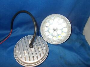 LED TAXI/LANDING LIGHTS ( EXPERIMENTAL ) PAIR 14 VOLT