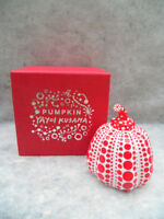 Rare Item Pumpkin Kusama Yayoi Figurine From JAPAN Free shipping