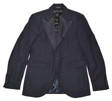 Polo Ralph Lauren RRL Mens Tuxedo Tux Wool Blazer Sport Coat Jacket Italy 42L