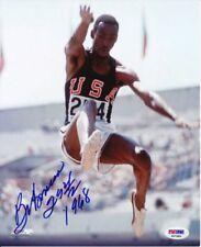 Bob Beamon Olympics Signed/Autographed 8x10 Photo PSA/DNA 140812
