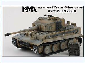 """PMA0332 Tiger I s.Pz.Abt. 501, Wagen """"111"""" Rußland 1944, PMA 1:72,NEU &"""