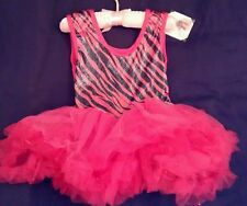 baby ballerina Tutu Dress Photo by Princess Expressions Sz 12-24m new costume