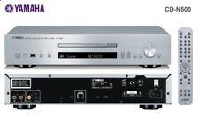 Yamaha CD-N500 Silber, Neu - CD mit Netzwerk Audio, UVP war 569