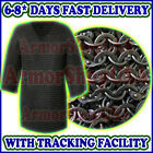 Chainmail Shirt Round Riveted with Flat Washer Chain mail Haubrgeon Blackended nReenactment & Reproductions - 156374