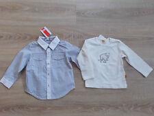 Hemd + T-Shirt von Kanz/Steiff für Jungen Gr.74