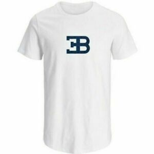 Bugatti EB Logo T-Shirt (White)
