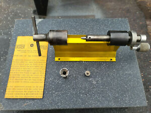 Forster Case Trimmer with spare bushing. Reloading supplies