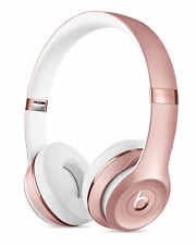 Beats by Dr. Dre Solo3 On the Ear Wireless Headphones - Rose Gold