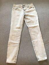 Women's Old Navy Rockstar Skinny Jean Light Gray Wash Size 6