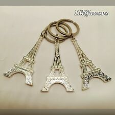 12 Eiffel Tower Paris Party Favors Souvenir  Keychains Party Supplies