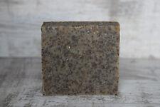 Handmade Herbal soap with coffee,cinnamon and dead sea salt exfoliant soap +120g