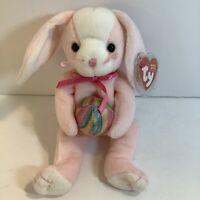 Ty Beanie Baby Eggerton - MWMT (Bunny Easter 2003)
