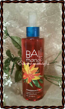 Bali Mango Bath & Body Works Body Mist 8.0oz Discontinued Htf Sexy Summer Scent!