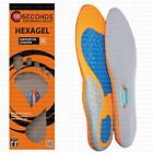 Hexagel Supportive Cushion Insoles by 10 Seconds-Custom Trim-to-Your-Unique Fit!
