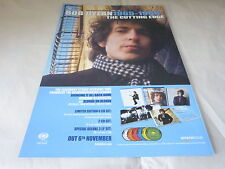 BOB DYLAN - Publicité de magazine / Advert !!! 1965-1966 THE CUTTING EDGE !!!